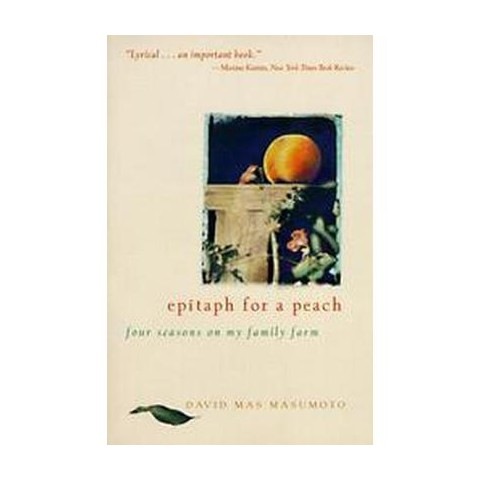 Epitaph for a Peach (Paperback)
