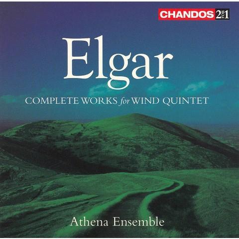 Elgar: Complete Works for Wind Quintet