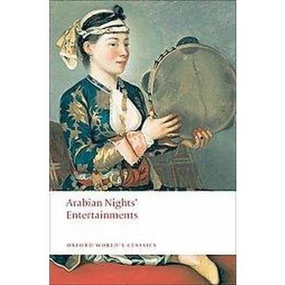 Arabian Night's Entertainments (Reissue) (Paperback)