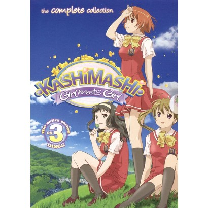 Kashimashi Girl Meets Girl: The Complete Collection (3 Discs)