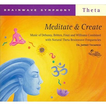 Brainwave Symphony: Theta - Meditate & Create