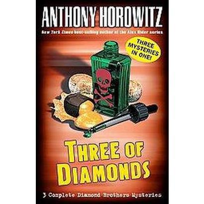 Three Of Diamonds (Paperback)