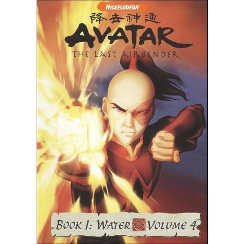 Avatar - The Last Airbender: Book 1 - Water, Vol. 4