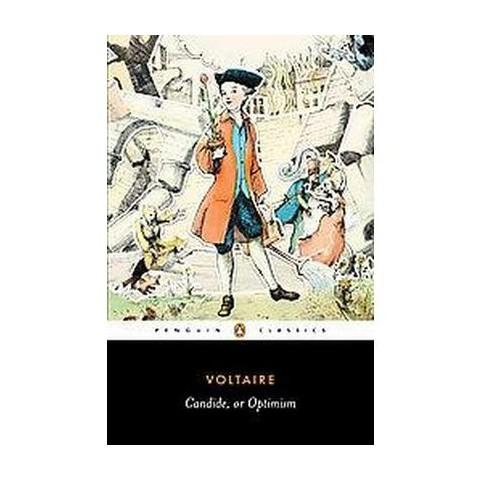Candide (Reprint) (Paperback)