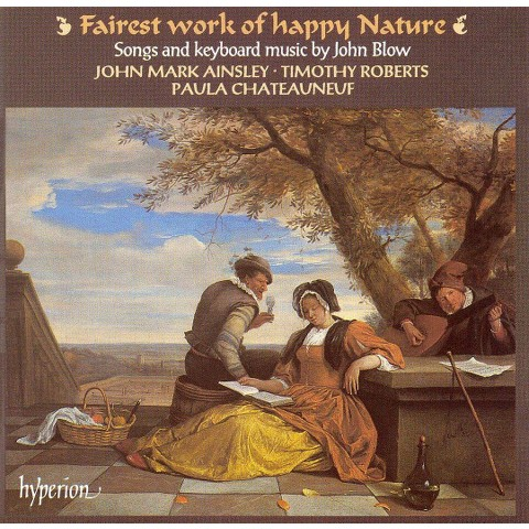 Fairest Work of Happy Nature
