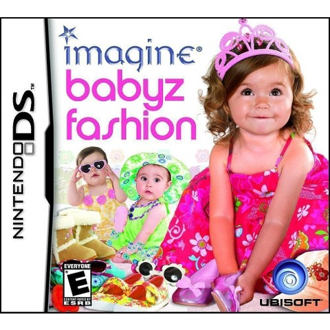Imagine: Babyz Fashion (Nintendo DS)