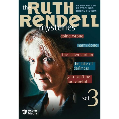 The Ruth Rendell Mysteries: Set 3 (3 Discs)