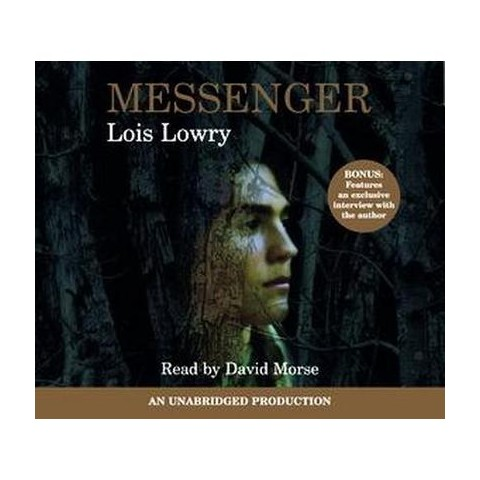 Messenger (Unabridged) (Compact Disc)