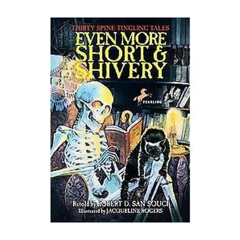 Even More Short and Shivery (Paperback)