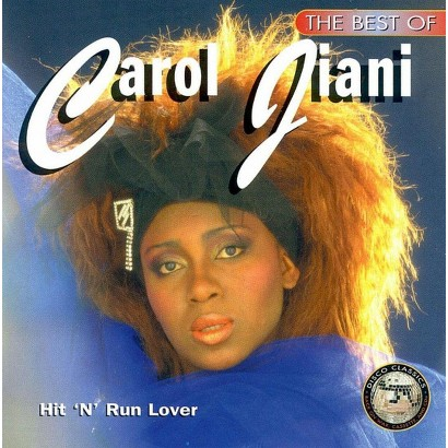 The Best of Carol Jiani: Hit & Run Lover