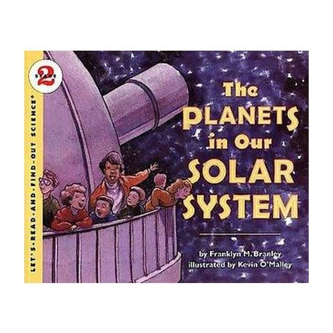 The Planets in Our Solar System (Illustrated) (Paperback)