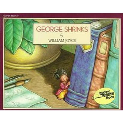 George Shrinks (Reprint) (Paperback)