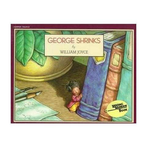 George Shrinks (Reprint) (Paperback)