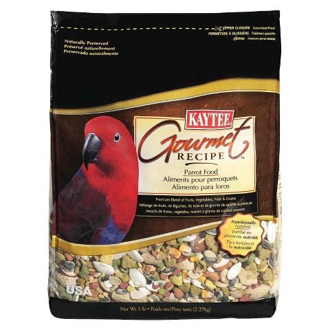 Kaytee Gourmet™ Recipe Parrot Food - 5 lb