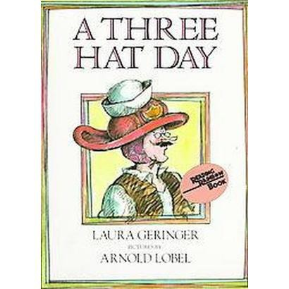 A Three Hat Day (Reprint) (Paperback)