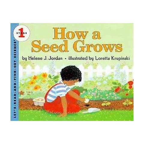 How a Seed Grows (Revised) (Paperback)