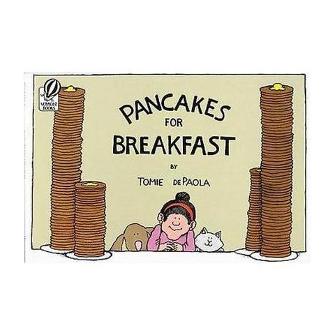 Pancakes for Breakfast (Reissue) (Paperback)