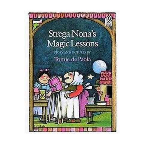 Strega Nona's Magic Lessons (Reprint) (Paperback)