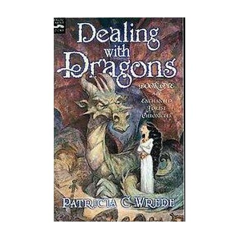 Dealing With Dragons (Reprint) (Paperback)