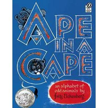 Ape in a Cape (Reissue) (Paperback)