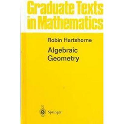 Algebraic Geometry (Hardcover)