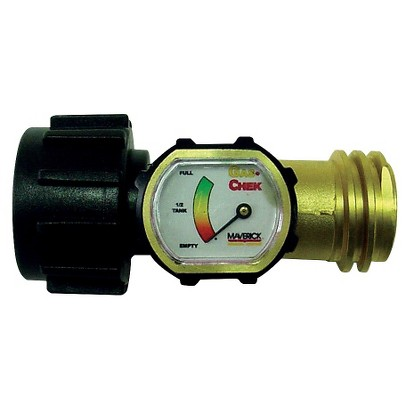 Analog Gas Check Propane Lever Indicator