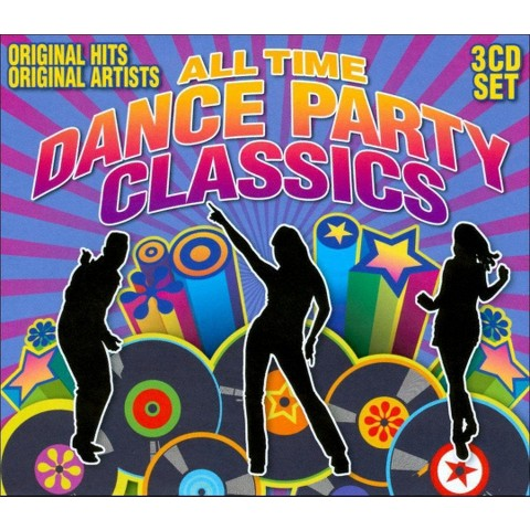 All Time Dance Party Classics