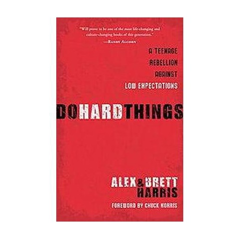 Do Hard Things (Hardcover)