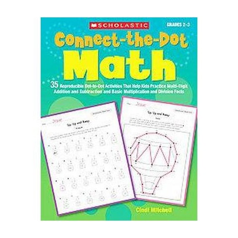 Connect-the-Dot Math (Paperback)