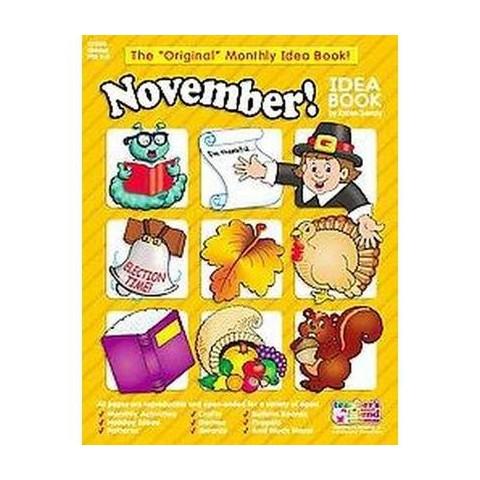November! Idea Book (Paperback)