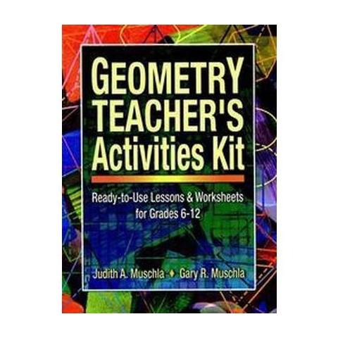 Geometry Teacher's Activities Kit (Paperback)