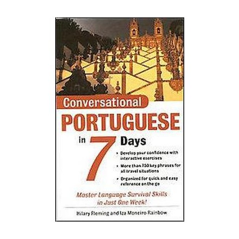 Conversational Portuguese in 7 Days (Subsequent) (Mixed media product)