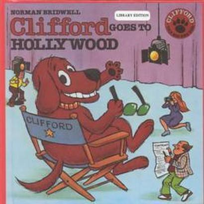 Clifford Goes to Hollywood (Paperback)