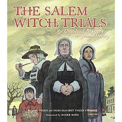 Salem Witch Trials (Hardcover)