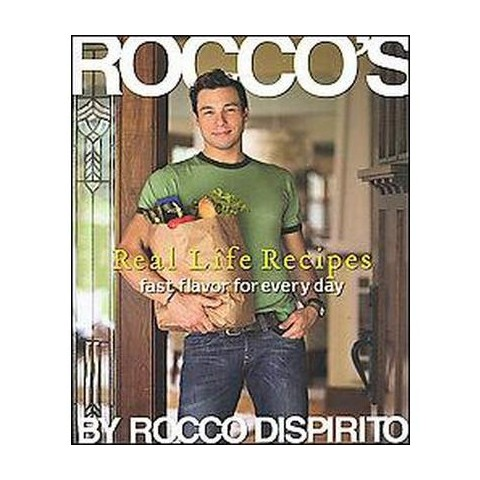 Rocco's Real Life Recipes (Paperback)