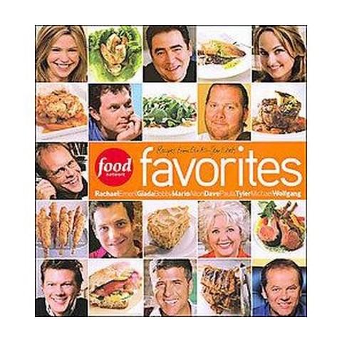 Food Network Favorites (Hardcover)