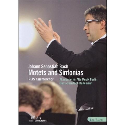 RIAS Kammerchor: Bach - Motets and Sinfonias (Widescreen)