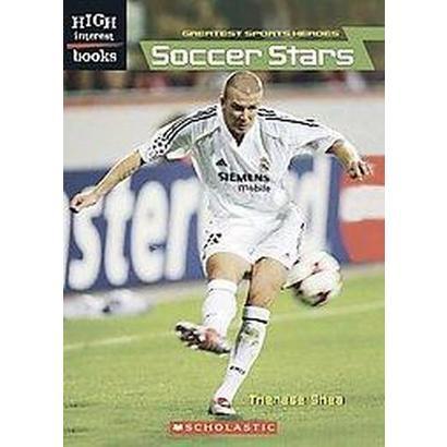 Soccer Stars (Paperback)