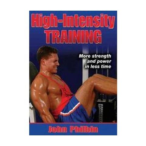 High-Intensity Training (Paperback)