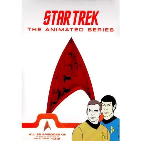 Star Trek: The Animated Series (4 Discs)