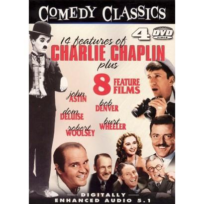 Comedy Classics (4 Discs)