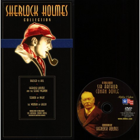 Sherlock Holmes Collection (5 Discs) (Limited Edition Wooden Box)