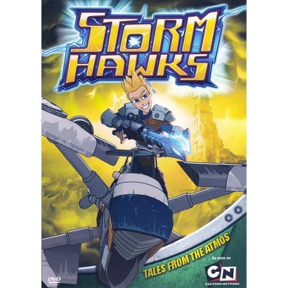 Storm Hawks: Tales from the Atmos (Widescreen)
