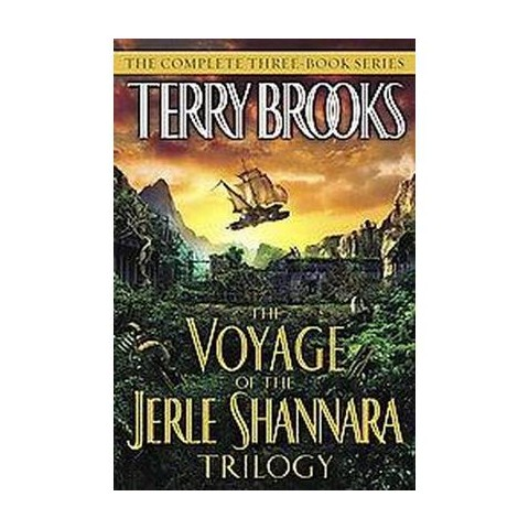 The Voyage of the Jerle Shannara Trilogy (Hardcover)
