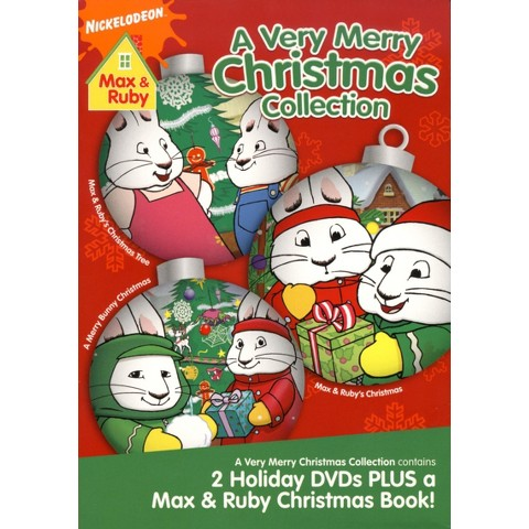 Max & Ruby: A Very Merry Christmas Collection (2 Discs)