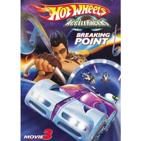 Hot Wheels AcceleRacers, Vol. 3: Breaking Point (Widescreen)