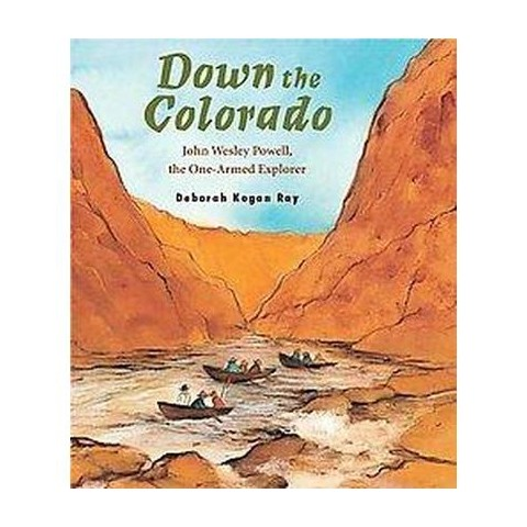 Down the Colorado (Hardcover)