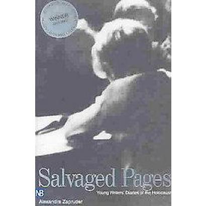 Salvaged Pages (Paperback)