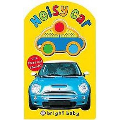 Bright Baby Noisy Car (Board)