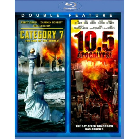 10.5 Apocalypse/Category 7: The End of the World (Blu-ray) (Widescreen)